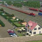 Güterbahnhofzubringer (NORD-OST) Freifeld