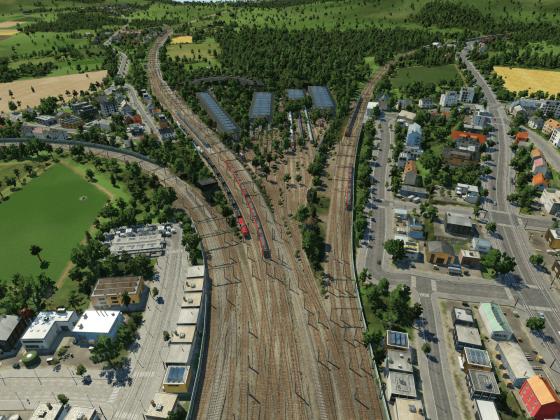 Gesamtübersicht: altes Betriebswerk Brietzig