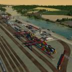 Containerhafen bei Billerbeck (WIP)