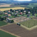 Kaltenbach von oben
