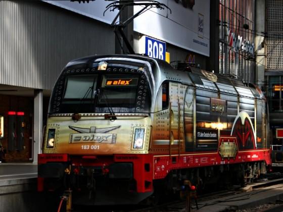 175 Jahre Deutsche Eisenbahn: