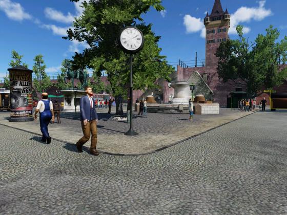 """[TpF 1] erste Screenshots aus meinem neuen Projekt """"Kanton Kronmark"""""""