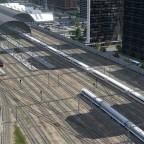 Gleisvorfeld Hauptbahnhof Freifeld (SÜD)