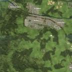 Übersicht der Karte Semmering