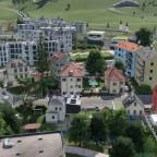 Blick auf das Junkermatt/Wuhrmatt Quartier