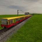 """WIP - Berliner S-Bahn """"Toaster"""" - BR 480"""