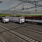 Prüfung Klasse 269 Fracht, Renfe Betreiber und S-Bahn
