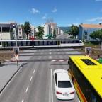Ein neuer Zug für die Mosbygdalsbanen
