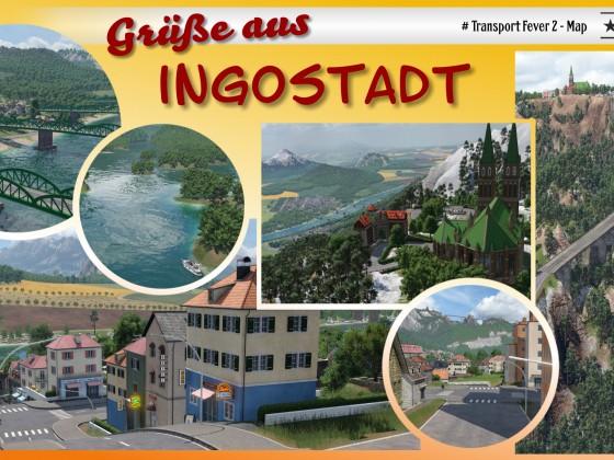 Postkarte Ingostadt