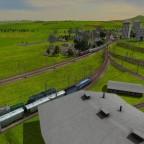 Rudolstadt HBF mit Bahnwerk