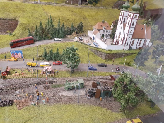 Modellbahnanlage Strasshof