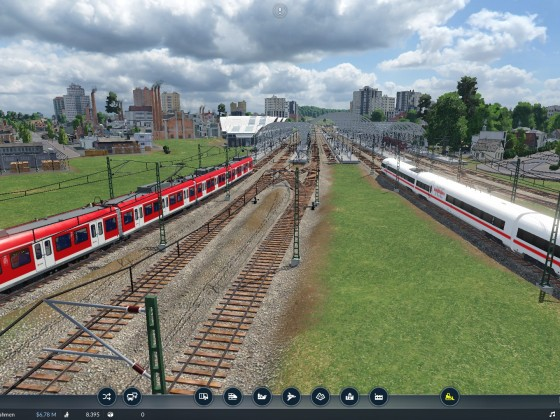 ICE T&S-Bahn