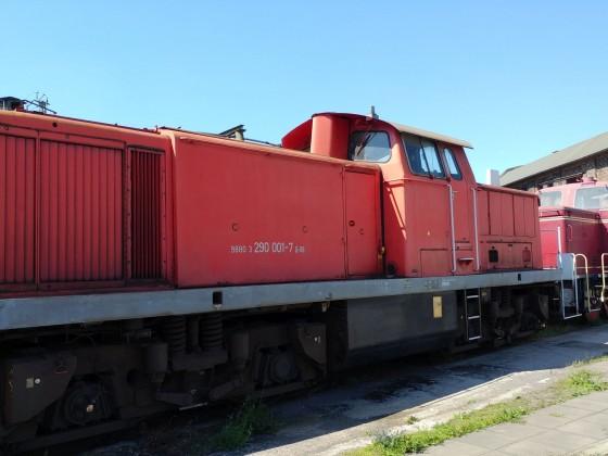 BR290 und V65