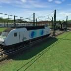 ÖBB1012 fiktives Siemens Repaint