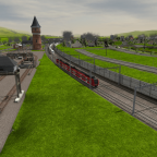 Fernverkehr trifft Nahverkehr