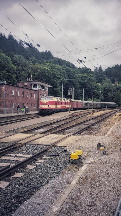 Legenden im Harz auf der Rübelandbahn