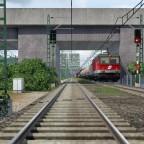End train