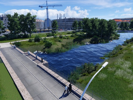 Leipzig Nachbau - City