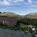 Viaduktkreuzung