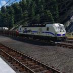 Europa auf der Schiene