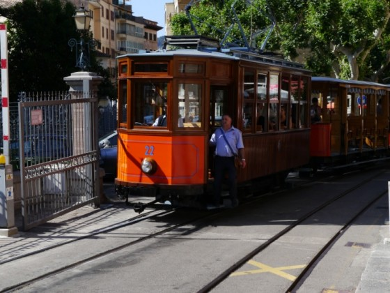 Tram Soller1