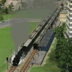 Dampftraktion in Warlitz