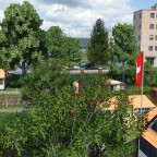 Graben - Schrebergärten