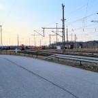 Nachmittags-Schleichwege vorbei an der DB CARGO MÜNCHEN NORD