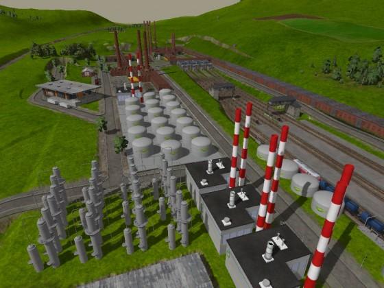 Industriepark Krevese II