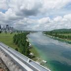 Fahrt über den Fluss II