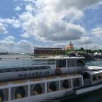 In Russland produziertes Ausflugsschiff