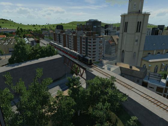 Industriebahn
