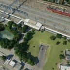1. Abschnitt des Umbaus von Ulm Hbf