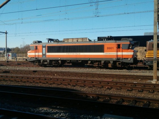 A repainted NS 1600/1700?