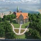 Die Kirche von Outrémont