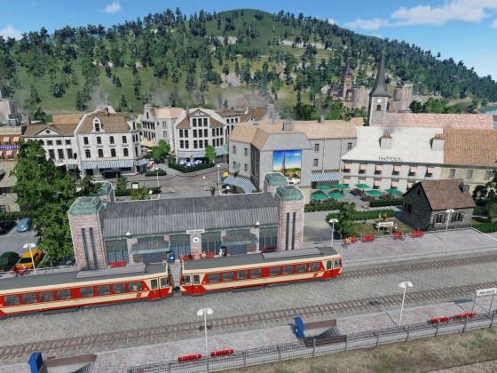 Endstation Schmalspur