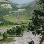 Zillertal vom Mayrhofen aus