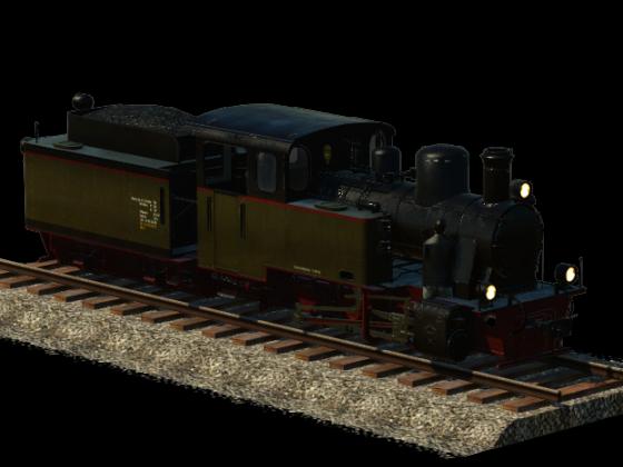 Henschel HF110C - Jagstalbahn