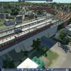 Bahnhof Wayne Central