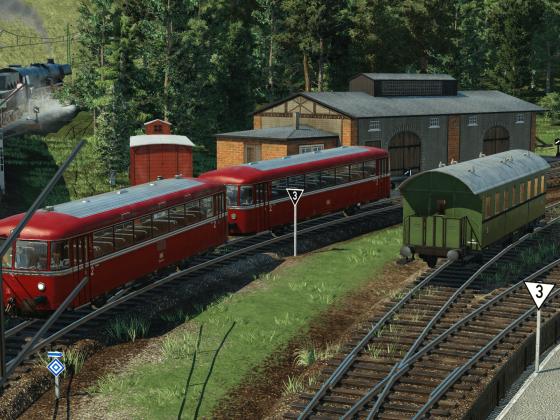 Alte Nebenbahn