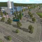 Golssen HbF Vorplatz