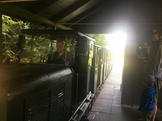 Bunkermuseum Hanstholm - Munitionsbahn