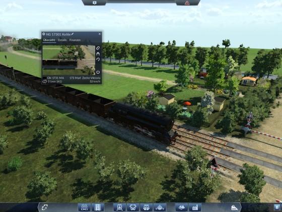 Eisenbahnergärten