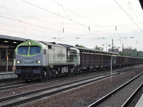 Captrain 250 006-4