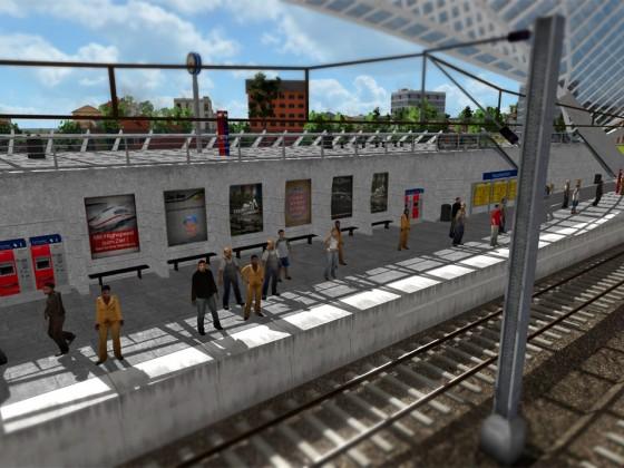 Zogi´s Bahnhof als Kalender-Vorschlag!? :)