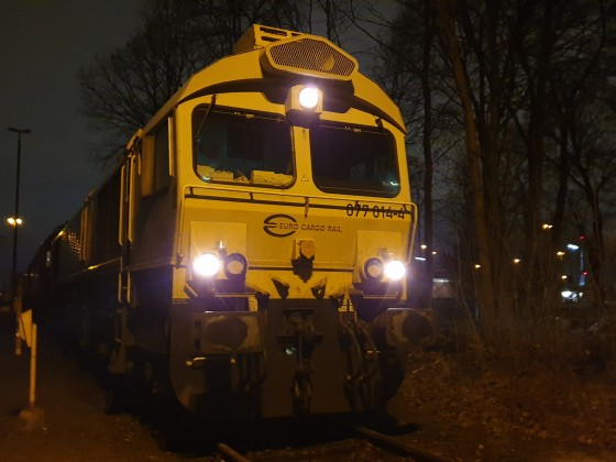 Class 77 im Rangierbahnhof Nürnberg