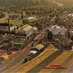 Erzwäsche und Bergbauschule Wilhelmsthal | Postkarten-Stil