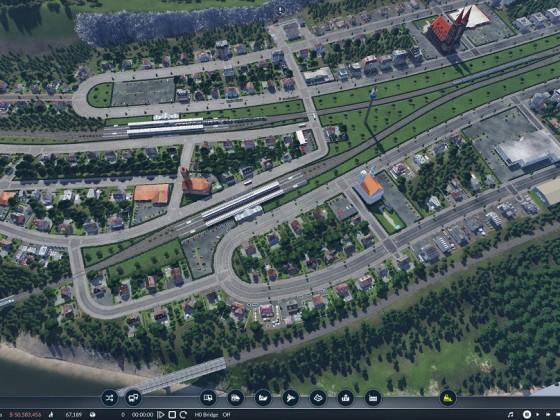 Neue Stadt Rehau auf der neuen Karte
