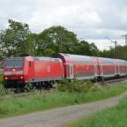 146 129-2 vor Loxstedt