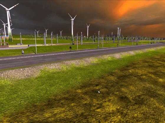 Völker Wanderung #1 - Alle wollen zum Windpark!